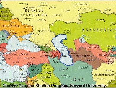 Happy Caspian Day A Sea Of Celebrations To Protect The Caspian - Caspian sea world map