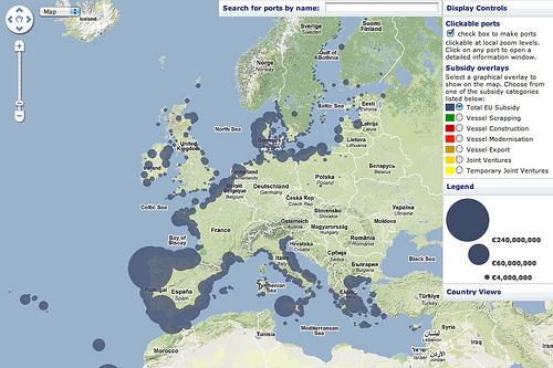 Europe Fisheries Subsidies