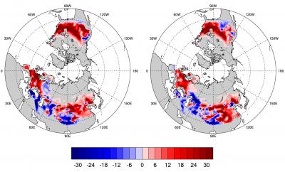 Northern Hemisphere Snow Cover Maps