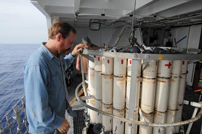 Ken Buesseler, WHOI Senior Scientist and Marine Chemist
