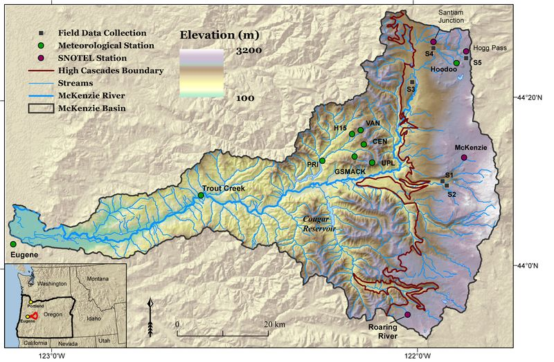 McKenzie River Watershed