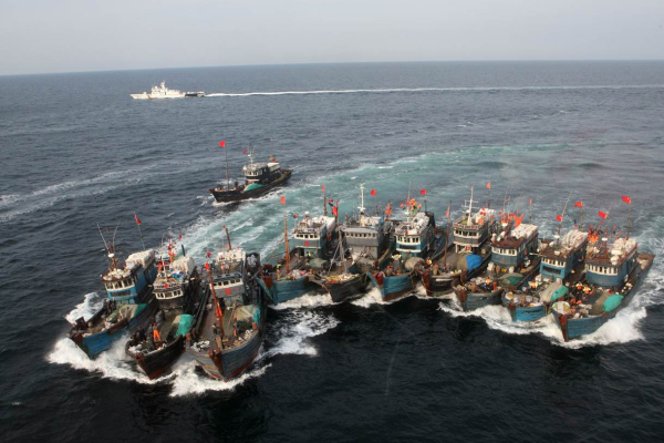 How China is poised for marine fisheries reform ...