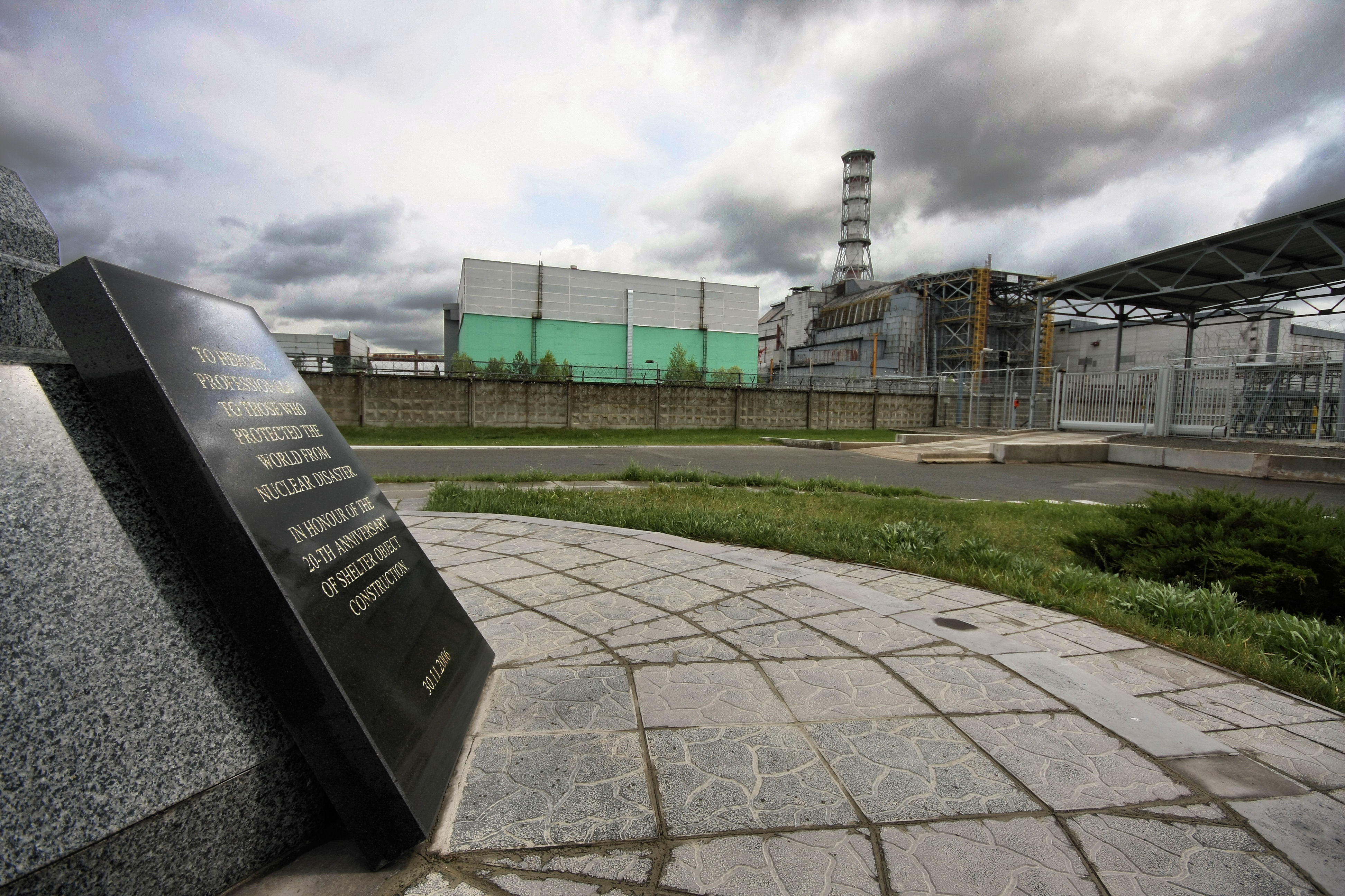 Radioactive particles from chernobyl disaster may be re released by ab chernobyl nuclear power plant freerunsca Images